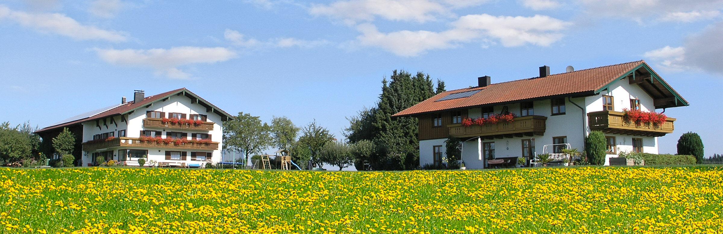 Urbanhof | Fam. Reif | Urlaub am Chiemsee