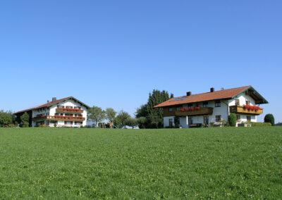 Bauernhaus und Nebengebäude | Urbanhof Fam. Reif